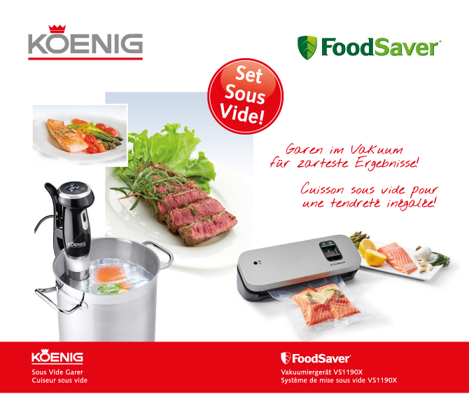 B02119 Bundle Sous Vide Set